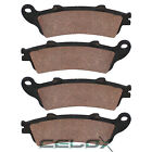 Front Brake Pads For Honda GL1800C Gold Wing F6C 1800 2014