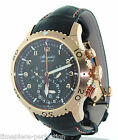 Breguet Marine Transatlantique Type XXII Flyback 10 Hz Rose Gold 3880br Watch