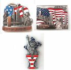 New York Souvenir Magnet, Statue of Liberty Magnet, New York Fridge Magnet, 02C