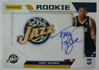 Trey Burke 2014 Panini Father's Day Rookie Patch Autograph Auto RC Card TB