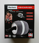 NEW PERFECT FITNESS AB CARVER RIPPED ABS SCULPTED ARMS CARVE YOUR CORE AB WHEEL