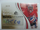 2010-11 SP Game Used Patrick Roy significance 01 15 (1 1!!) auto autograph