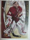 2010-11 SP Game Used #76 Bryzgalov Ilya 1 1 spectrum KHL CSKA 1 of 1