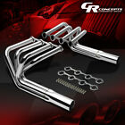 FOR FORD T-BUCKET SPRINT ROADSTER HOT ROD SMALL BLOCK V8 EXHAUST MANIFOLD HEADER