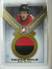 2011-12 ITG Canada vs The World TG-04 Staal Eric 1 10 triple gold GOLD jersey