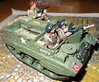 King and Country Early Issue Arnhem '44 Bren Gun Carrier w/ 3-Man Crew (AN015)