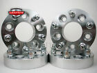 4 Jeep Wrangler Wheel Spacers Fits JK or Rubicon 15 Thick 1 2 Studs 5x5