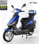 FREE SHIPPING ~NEW 49cc Moped 12