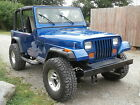 Jeep : Wrangler Utility 2-Door 1994 Jeep Wrangler 6 cyl. 4.0 high output
