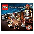 LEGO 4191 THE CAPTAIN'S CABIN PIRATES OF THE CARIBBEAN LEGO JACK SPARROW ZOMBIE