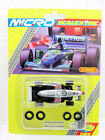 MICRO SCALEXTRIC by HORNBY  HO SLOT CAR #9 MOBIL INDY