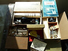 Vintage Lot Sewing Machine Attachments Singer Greist Buttonholer Rotary etc