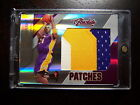 2009-10 KOBE BRYANT ABSOLUTE MEMORABILIA PATCHES JUMBO JERSEY PATCH 25 WOW!