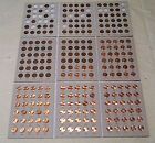 1909-2014 LINCOLN CENT COLLECTION WHEAT PENNY SET + INDIAN CENT