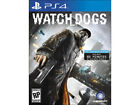 Watch Dogs  (Sony PlayStation 4, 2014) PS4