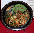 Russian Legends China Plate #4
