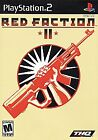 Red Faction II  (Sony PlayStation 2, 2002)