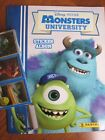 Monsters University Disney Panini Complete 215 Stickers Collection + Album
