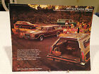 RARE 1977 FORD STATION WAGONS Full Color 16-page Sales Brochures Specs Auto Car