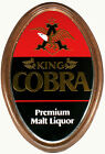 1988 Anheuser Busch King Cobra Brand Malt Liquor Advertising 23