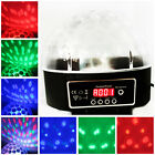 Hot Nice Crystal Magic Ball Laser Stage Light F Party Disco DJ Bar Lighting Show