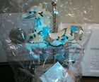 Music Box Heritage House Carousel Horse County Fair collection Love Me Tender