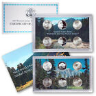 2005 WESTWARD JOURNEY NICKEL SERIES COIN SET (6 coins) UNC & PROOF