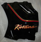 Suzuki GSX1100F Katana Left Lower Fairing Cover NOS 97700-48c60-33j 94480-48b00