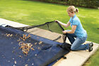Leaf Net Cover for In Ground Swimming Pool Winter Covers Rectangle Sizes