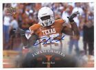 2011 Upper Deck #76 Jamaal Charles Auto Autograph