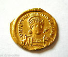 527 - 565 A.D Late Roman Empire JUSTINIAN I Gold Solidus Coin.Constantinople