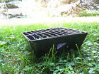 Portable Folding SE BBQ Grill,Outdoors,Camping,Hiking,Hunting,Fishing,Survival