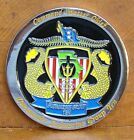 Commander Submarine Group 10 Challenge Coin Command Master Chief  CPO