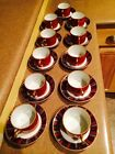 Ramses Fitz & Floyd Demitasse Tea/Expresso Turkish Moroccan Coffee Cups