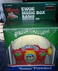 Star Wars Ewok Music Box Preschool Toy, From RTJ  New In Box