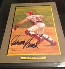 JOHNNY BENCH signed Perez-Steele Great Moments, #2,391 5,000, Cincinnati Reds