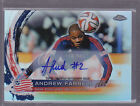2014 Topps Chrome MLS Soccer Cards 38