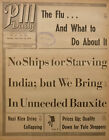12-1943 WWII December 13 NO SHIPS STARVING INDIA CORSICA NAPLES