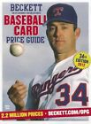 FREE 2 DAY SHIPPING: Beckett Baseball Card Price Guide by Brian Fleischer, James