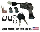 Ignition Key Switch Set for Gas Scooter 50cc 150cc 139QMB GY6 Chinese Moped New