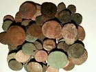 90 Unidentified greek and roman coins