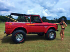 Ford  Bronco 2 dr 1974 bronco 302 4 x 4 off road lifted early ford ranger classic
