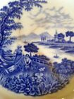 Antique Silverdale Porcelain Plate Manley England. Beautiful Scenery