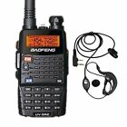 Baofeng UV-5RC Dual Band UHF/VHF FM Ham Two Way Radio + Free UV-5R C Earpiece US