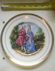 Pall Mall English Bone China Plate