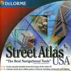 Street Atlas USA 7.0 PC CD road mapping, route planning maps tools! GPS software