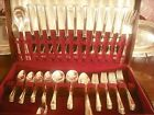 International, Holmes & Edwards Silverplate MAY QUEEN, 1951 set for 12 + serving