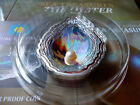 Palau Pearl OYSTER 2011 5$ Hologram Box Certyficate Rare coin silver 999