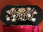Reuge Grande Swiss Music Jewelry Box 3.72 large, mint and gorgeous
