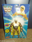 Goldust WWF JusToys Bend-Ems Series III Wrestling Action Figure WWE MOC